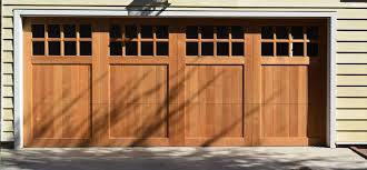 full custom garage doors