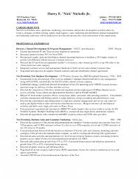 Resume Objective Statement Examples For Restaurant Management