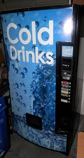 Cold Drinks Vending Machine Simple All About Props Vending Machines
