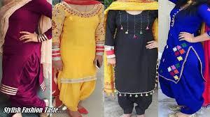 Punjabi Suit Gale Design Punjabi Suit Design 2019 Patiala Salwar Suit 2019 Boutique Style Design Punjabi Suit
