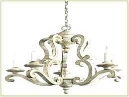 full size of distressed white orb chandelier wood french country home improvement stunni magnificent iron chandeliers