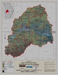 upper white river basin watershed beaver lakesmart White River Arkansas Map uwrb_physiography_hydrography uwrb_physiography_hydrography white river arkansas map app