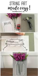 Diy String Art Best 25 Diy String Art Ideas On Pinterest Pineapple Room