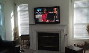 new top wall mount tv over fireplace mounted above inside how to