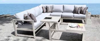 Cast Aluminum Patio Furniture Shop Patio Furniture at CabanaCoast