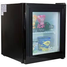iceq 36 litre counter top glass door display mini freezer 01 jpg