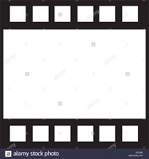 Film Template For Photos Film Frame Cinema Template Image Stock Vector Art