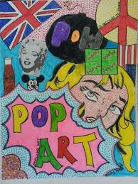art cover page ideas pop art title page yr8 art pinterest art pop art and art lessons