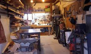 blacksmith workshop. how to turn your garage into a blacksmithing \u0026 woodworking shop | the art of manliness blacksmith workshop o