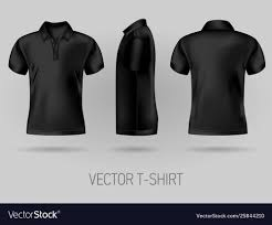 Black T Shirt Design Black Short Sleeve Polo Shirt Design Templates