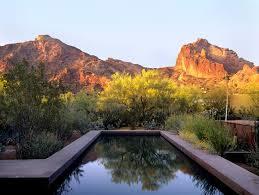 the pool desert garden ideas80