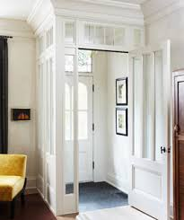 Toronto Cabbagetown Home - Traditional - Entry - Toronto - by Douglas  Design Studio