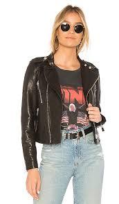 collarless moto jacket collarless moto jacket anine bing