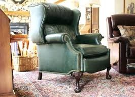 green leather recliner green leather wing back recliner green leather riser recliner chair