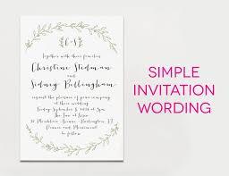 Need Help Writing Wedding Invitations Wedding Invitation Wording