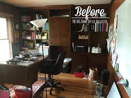 Image Room Before The Big Home Office Declutter Kosher On Budget 31 Days Of Decluttering Home Office