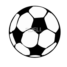 サッカーボールのイラスト01のダウンロードフィデリビジネス文書集