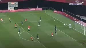 ملخص مباراة مصر والأرجنتين 0-1 في الألعاب الأولمبية 2020