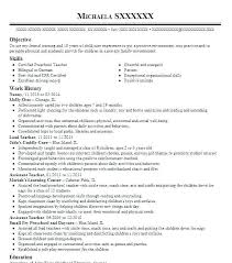 Babysitter Resume Inspiration Babysitting Resume Templates Nanny Template Caregiver Sample