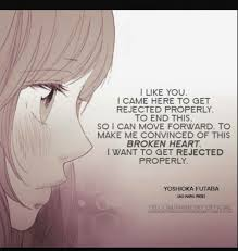 Love Anime Quotes Enchanting Unrequited Love Quotes Anime Google Search Random Pinterest