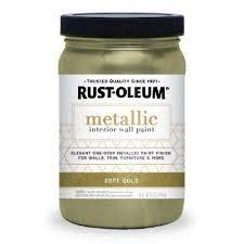 metallic paint home depot. soft gold metallic paint (2-pack) home depot a