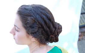 Ancient Roman Hair Style the hairstyles of faustina the younger youtube 6015 by wearticles.com