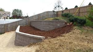 retaining wall backyard retaining wall retaining wall ideas sloped backyard