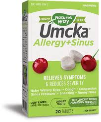 Umcka® Allergy & Sinus - Nature's Way®.