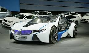 bmw i8 in mission impossible 4. Perfect Bmw BMW Vision Concept At Frankfurt 2009 Intended Bmw I8 In Mission Impossible 4 B