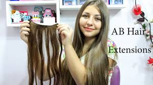 Ab Hair Clip In Human Hair Extensions Review Vuoi Capelli Pi