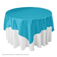 72 in square satin overlay eggplant overlays round tables and square tablecloth on round table