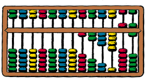 the ways of counting the abacus is the oldest computing machine it was invented in about 2 000 years ago two millennia ago a massively parallel supercomputer will be