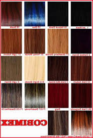 Kanekalon Braiding Hair Color Chart Kanekalon Hair Color Chart Freetress Hair Color Chart 19