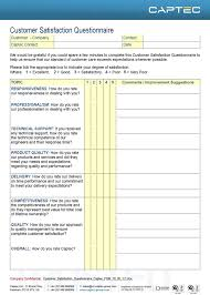 Customer Service Survey Template Free 2 Customer Service Survey Template Free Download