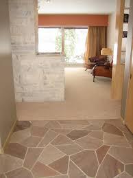 Unique Tile Flooring Ideas For Foyer Brilliant Handsome That On Simple Design