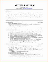 Orthopedic Sales Representative Sample Resume Simple Cover Letter