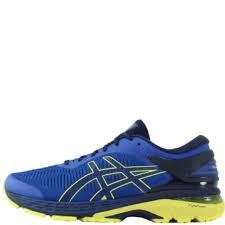 Asics Gel Kayano 25 Mens Running Shoes Blue Sneakers 2