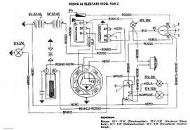 car wiring diagram automobiles wiring system and diagram for wiring of vespa 50 elestart model v5a 3