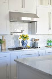Backsplash For Kitchen 25 Best Herringbone Backsplash Ideas On Pinterest Small Marble
