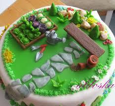 Small Picture Best 25 Garden cakes ideas on Pinterest Vegetable garden cake