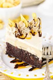 Banana Mocha Chocolate Ice Cream Cake Life Love And Sugar