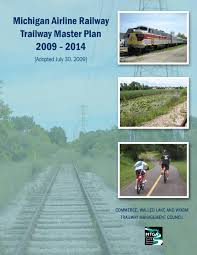 Trailway Master Plan By City Of Wixom Issuu