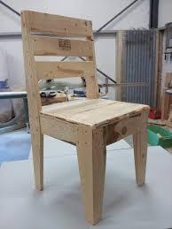 diy pallet wooden chair ideas