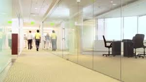 office hallway. Office Hallway. Beautiful Group Of Business Professionals Walking Away Down Hallway Stock Video T