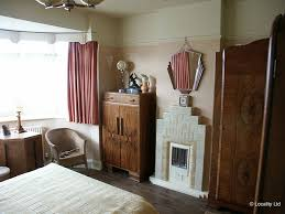 40s Interiors Weren't All Black Gold And Drama Gorgeous 1930S Interior Design