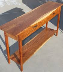 bedding glamorous cherry wood sofa table 29 bookmatched curly dark with marble top claw leg vintage