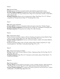 english syllabus spring  3