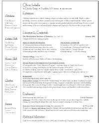 Esthetician Resume Sample Free Resume Templates