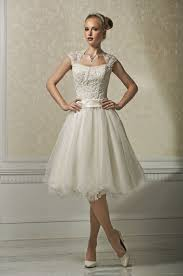 sleeve knee length short wedding dresses with detachable sleeve