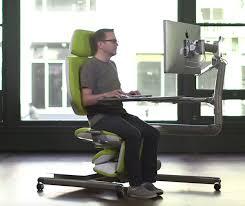 altwork sit down stand up lie down workstation